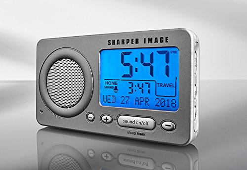 Headwaters, Inc. Travel Sleep Sound Machine with Alarm