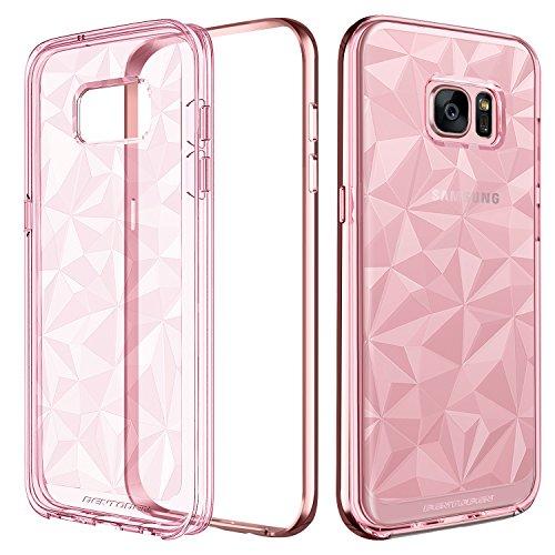 TPU Thin Case for Samsung Galaxy S7 Edge (Clear) - 5