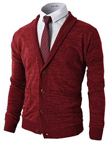 fc6de73ad3 Galleon - H2H Mens Fashion Turtleneck Slim Fit Pullover Sweater Oblique  Line Bottom Edge RED US XL Asia XXL (CMOCAL07)