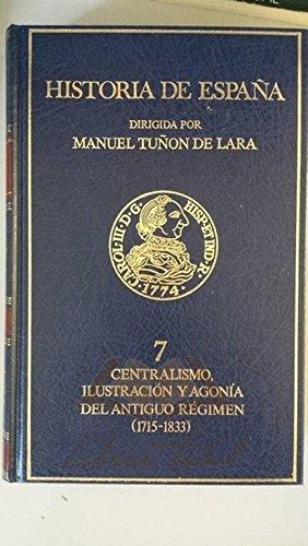 Historia de España: Amazon.es: Manuel Tuñon De Lara: Libros