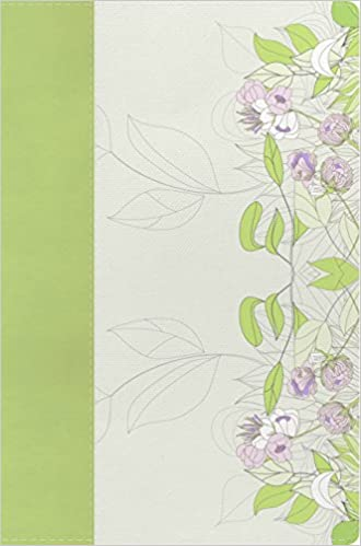 The Study Bible for Women: NKJV Edition, Willow Green/Wildflower