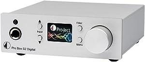 Pro-Ject Pre Box S2 Digital - Silver