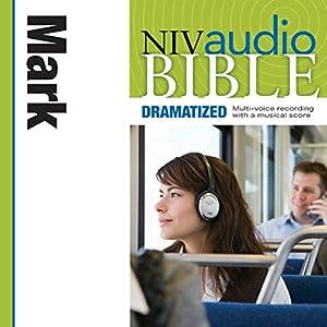 NIV Audio Bible, Dramatized: Mark Audiobook
