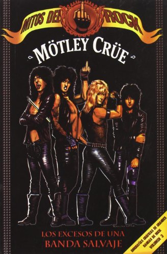 Descargar Libro Motley Crue - Mitos Del Rock M.c. Carper