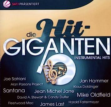 Die Hit Giganten-Instrumental Hits - Various: Amazon.de: Musik