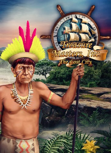 Treasure Masters (Treasure Masters, Inc.: The Lost City [Download])
