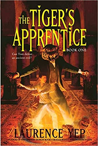 Image result for the tiger's apprentice laurence yep