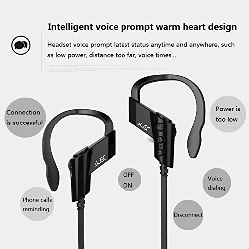 low-cost Bluetooth Headphones , AKEDRE® Wireless Sports