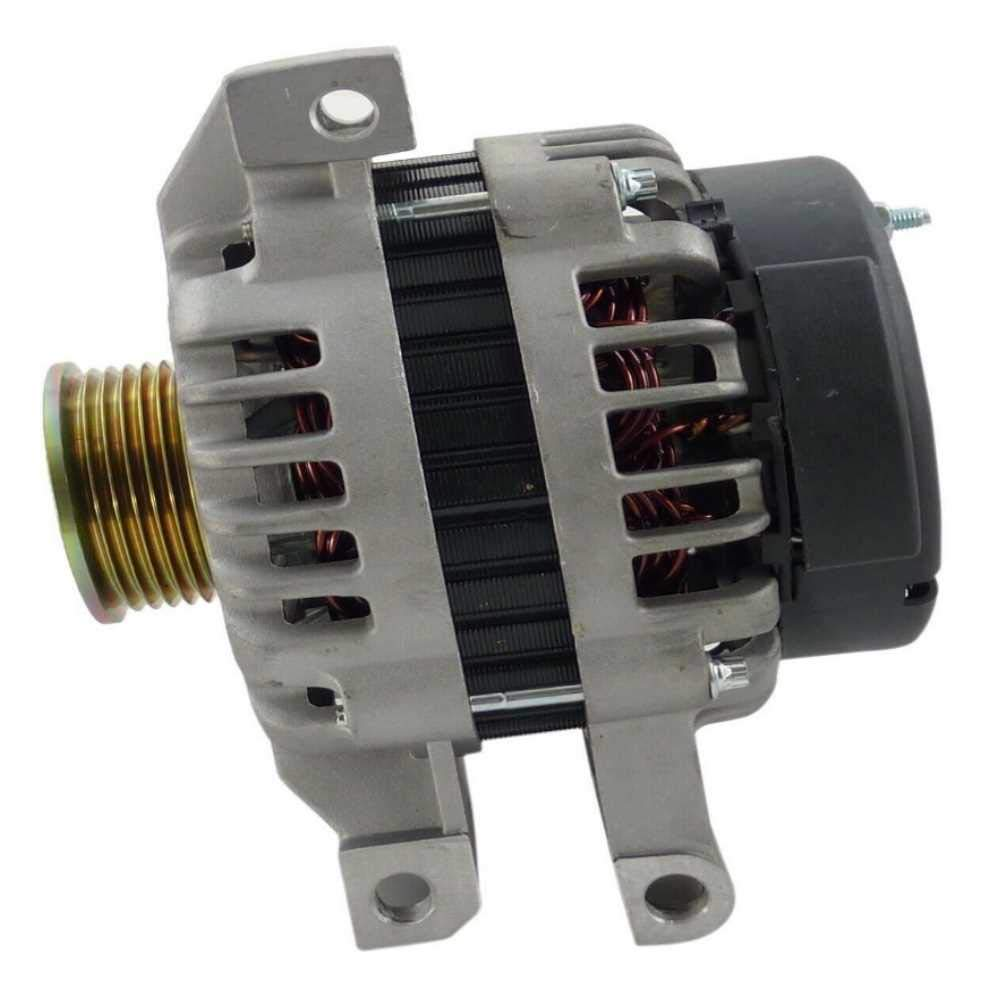 Prime Choice Auto Parts A2020 New 150 Amp Alternator