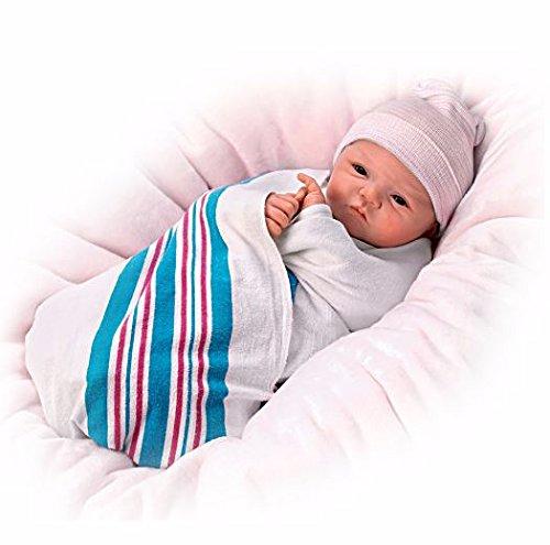 Ashton Drake Sleeping Beauty Doll: Full Body Silicone Babies: Amazon.com