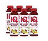 iQ juice FAT BURNER – Case of 6 (16oz) bottles