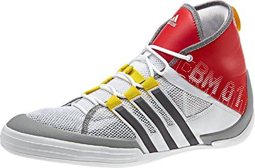 Adidas Vrouwen Mannen Zeilboot Schoen Bm01 Rood