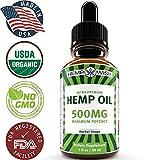 Best Hemp Oils - Hemp Oil Extract - Pain, Anxiety & Stress Review