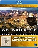 Das Weltnaturerbe - Schätze unserer Erde - Nordamerika/Mittelamerika [Blu-ray]
