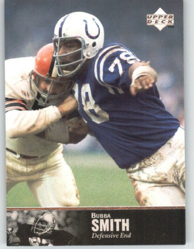 - 1997 Upper Deck Legends Football Card # 165 Bubba Smith - Baltimore Colts - NFL Trading Card