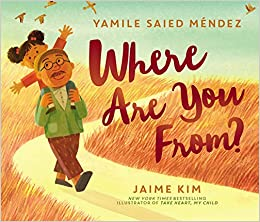 Image result for where are you from book jaime kim
