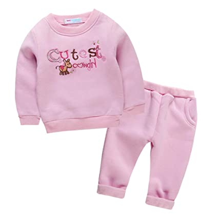 876117ba4 Mud Kingdom Toddler Girls Clothes for Winter Pink Size 6 Cutest ...