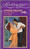 The Legacy, Fayrene Preston, 0553220357