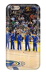 High Grade DanRobertse Flexible Tpu Case For Iphone 6 - Golden State Warriors Nba Basketball (30)