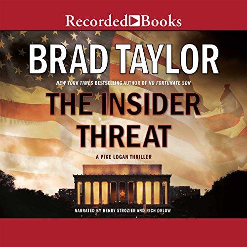 The Insider Threat: A Pike Logan Thriller