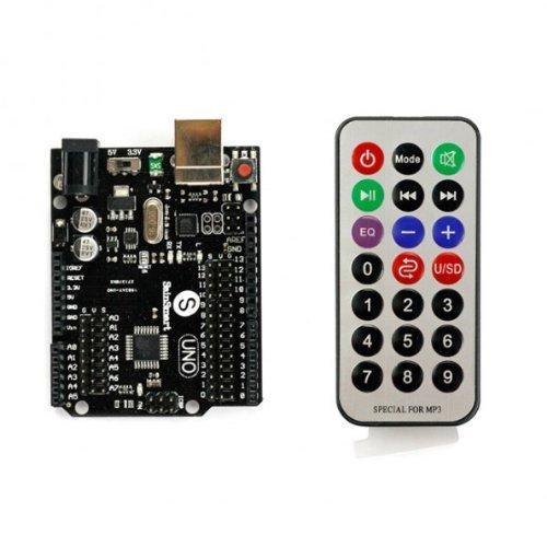 Sainsmart uno r starter kit with basic arduino