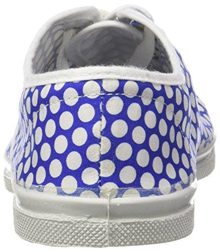 Bensimon Lacet Femme Tennis Colorspots Baskets UwAqTXw
