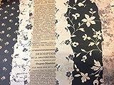 Theodosia Square 12x12 Scrapbooking Paper