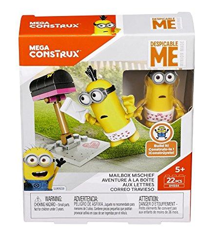 Mega Despicable Me Mailbox Mischief, Multi Color