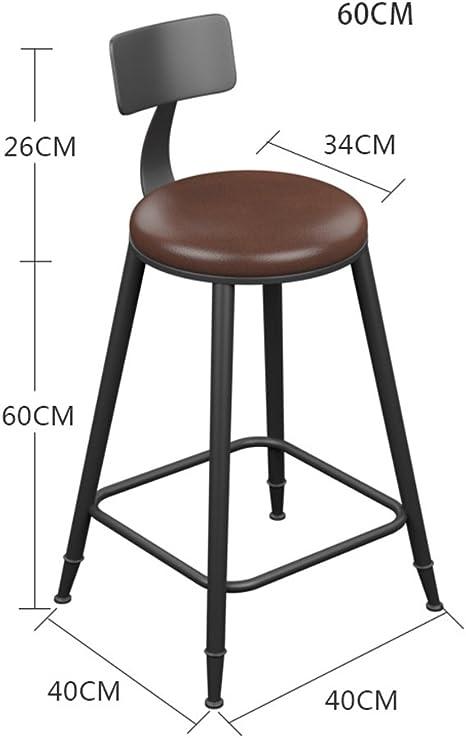 C-K-P Retro Bar Silla Cocina Silla Comedor Silla Estilo Europeo ...