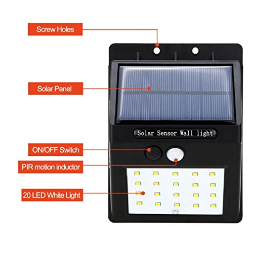 Fusion Solar Deck Lights - 9