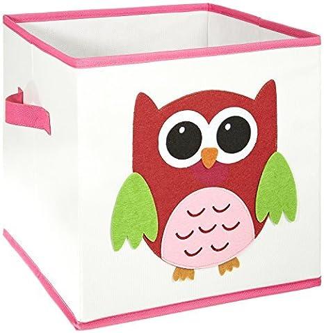 LOMOS caja para juguetes con diferentes motivos de animales y ...