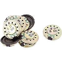 uxcell 0.5W 8 Ohm Internal Mini Magnet Speaker Loudspeaker 20mm 10Pcs