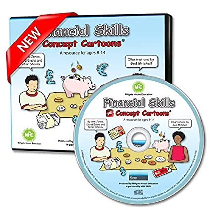 Financial Skills Concept Cartoons®