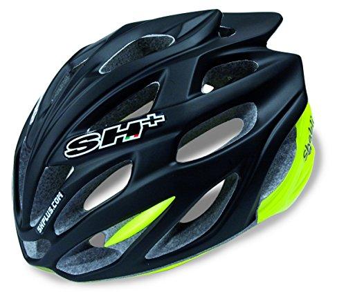 SH+ Shabli Helmet – Black/Yellow Matte Review