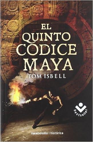 Amazon el quinto codice maya spanish edition 9788492833665 amazon el quinto codice maya spanish edition 9788492833665 tom isbell books fandeluxe Epub