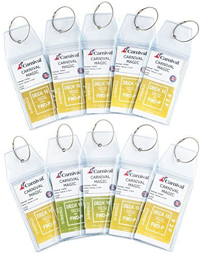 home-team-products-durable-pvc-stainless-steel-cruise-luggage-tags-10-pack