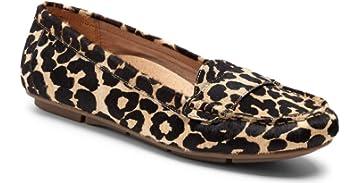 f60e9b62144 Vionic Women s Chill Larrun Loafer Tan Leopard 9 ...