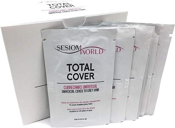 Cubrecanas universal TOTAL COVER caja 50 sobres sesioMWorld ...