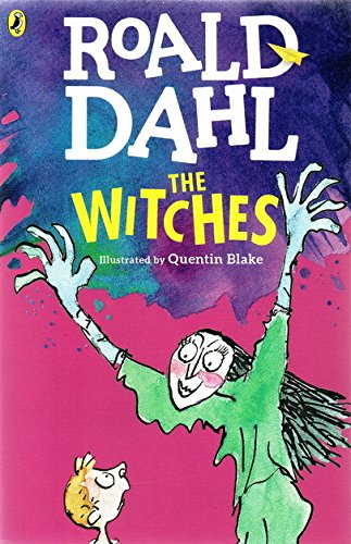 The Witches (Halloween Chapter Book Read Aloud)