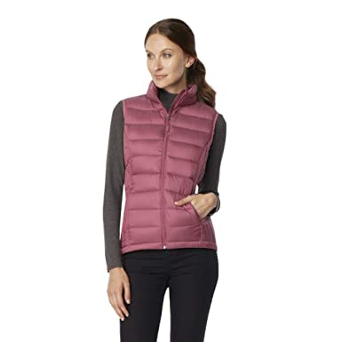 222ac30336e 32 DEGREES Womens Ultra Light Down Packable Vest at Amazon Women s ...