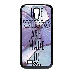 Fly The Unique Printing Art Custom Phone Case for SamSung Galaxy S4 I9500,diy cover case ygtg631492