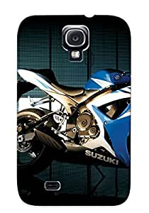 Galaxy S4 Case, Premium Protective Case With Awesome Look - Suzuki Gsx-r750 (gift For Christmas)