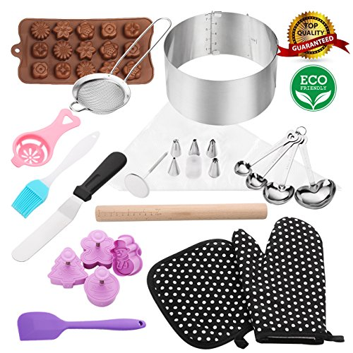 baking and pastry tools - 1