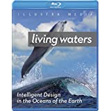 Living Waters: Intelligent Design in the Oceans of the Earth - Blu-ray