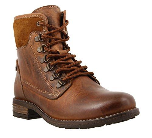 Taos Footwear Women's Ringer Camel Boot 37 M EU/6-6.5 B(M) (Solo Ringer)