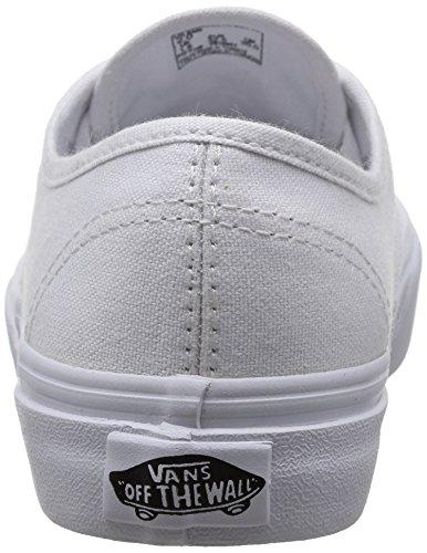 Vans Authentic, Zapatillas Unisex Bebé Blanco (True White)