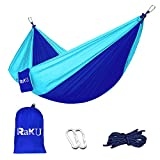 Single & Double Camping Hammock - Portable Lightweight...