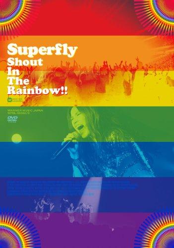 amazon co jp shout in the rainbow dvd初回限定盤 dvd