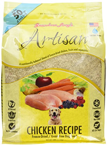 - Grandma Lucy'S - Artisan Chicken Dog Food - 10Lb