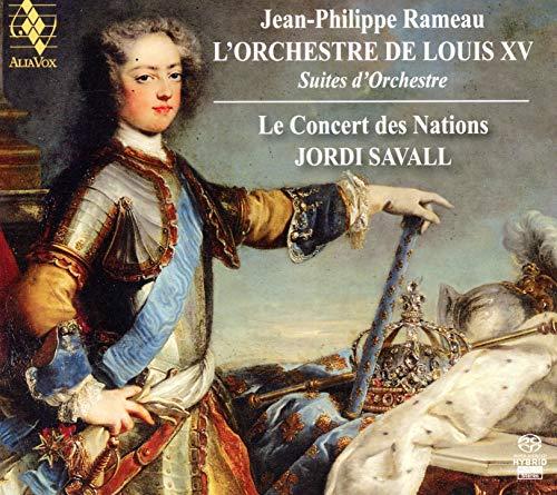 L'Orchestre de Louis XV - French Louis Philippe Period